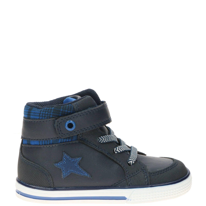 Sprox halfhoge sneaker, Sneakers, Jongen, Maat 22, blauw