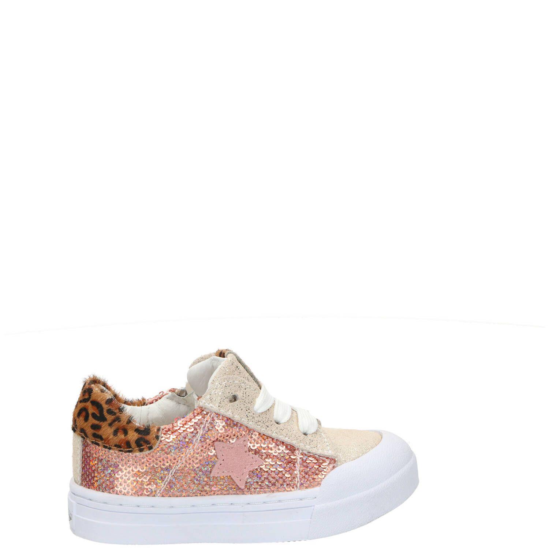 Shoesme veterschoen, Veterschoenen, Meisje, roze