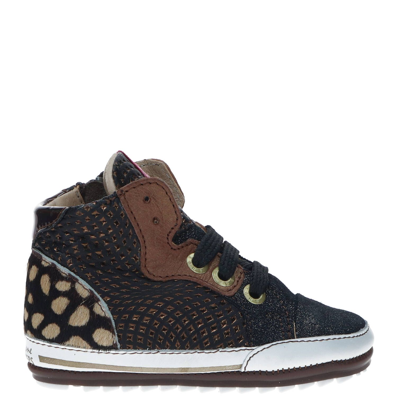 Shoesme babyschoen, Lage schoenen, Meisje, Maat 20, Overig/bruin