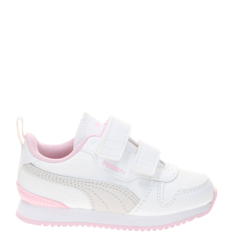 Puma Vista V sneaker, Sneakers, Meisje, Maat 26, wit