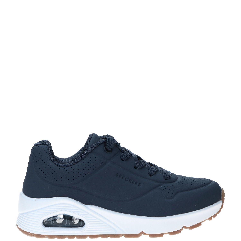 Skechers Uno Stand On Air sneaker, Sneakers, Jongen, Maat 32, blauw