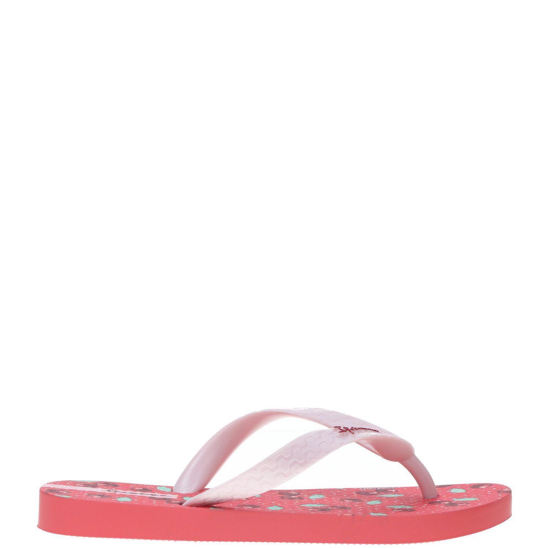 Ipanema Temas Kids slipper, Slippers, Meisje, Maat 33, rood