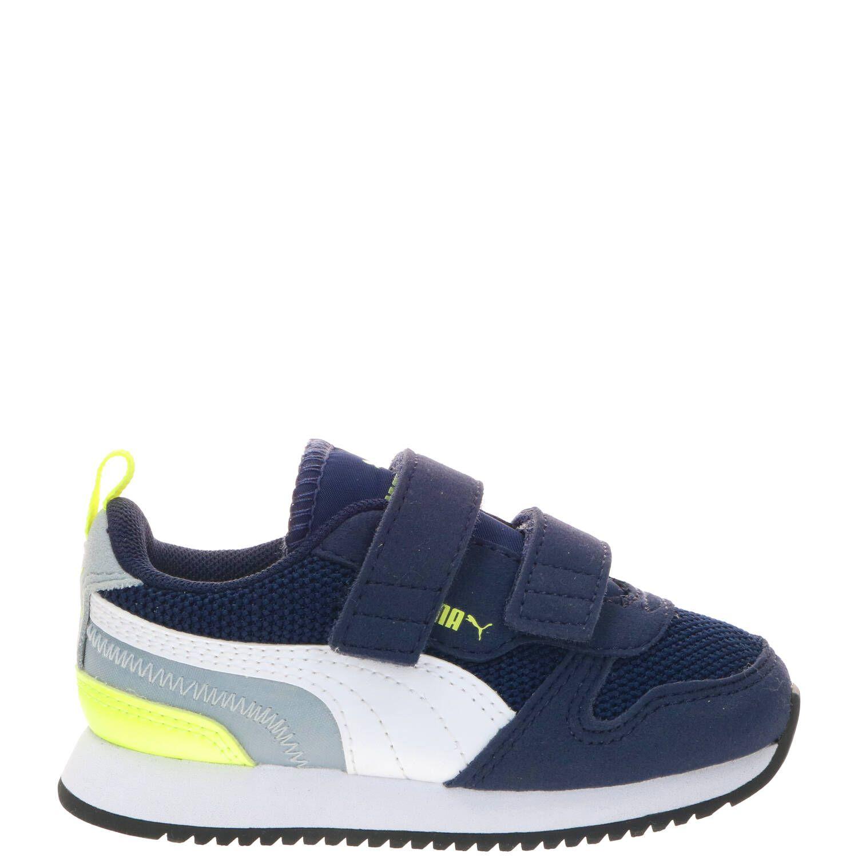 Puma R78 V sneaker, Sneakers, Jongen, Maat 23, blauw