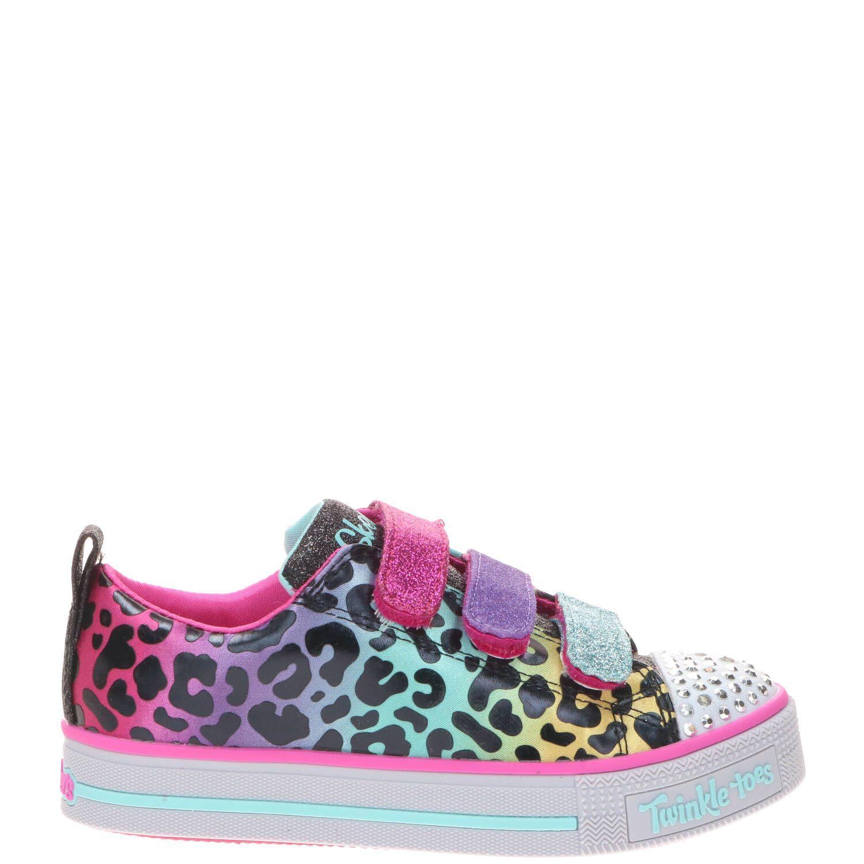 Skechers Twinkle Lite Sparkle Spots sneaker, Sneakers, Meisje, Maat