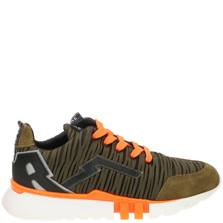 Red-Rag Sneaker, Sneakers, Jongen, Maat 35, groen