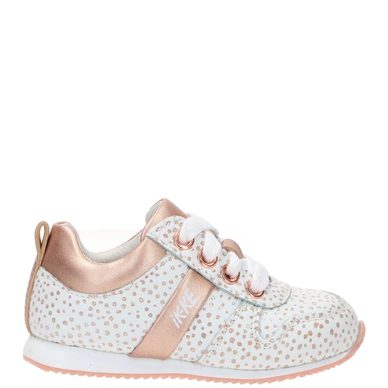 IK-KE babyschoentje, Lage schoenen, Meisje, Maat 21, wit