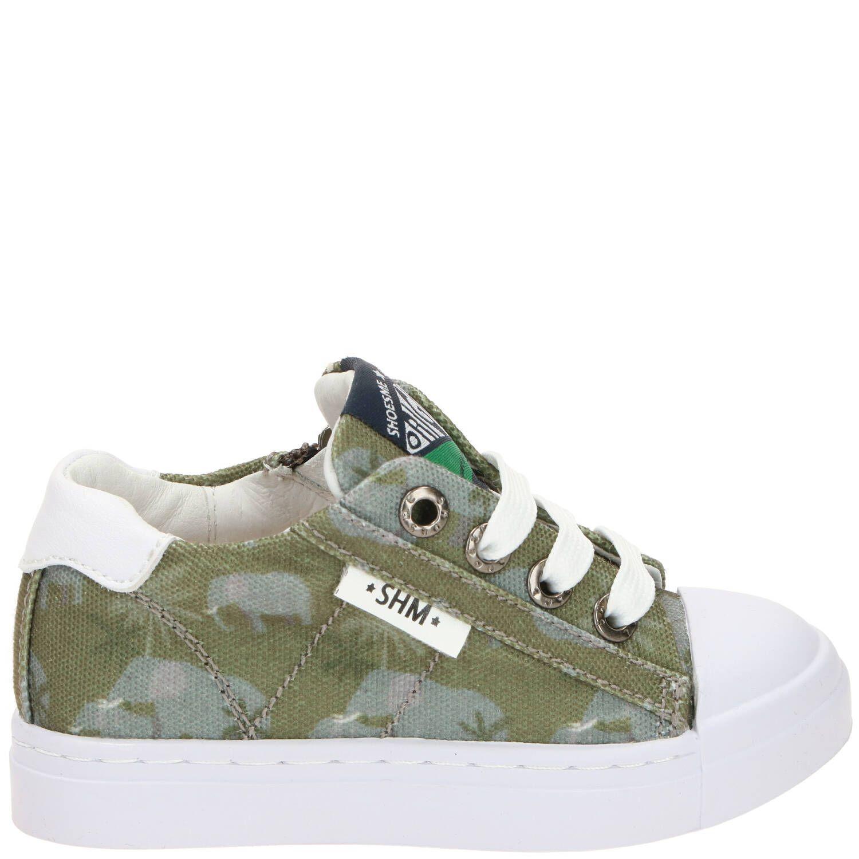Shoesme veterschoen, Veterschoenen, Jongen, Maat 29, groen