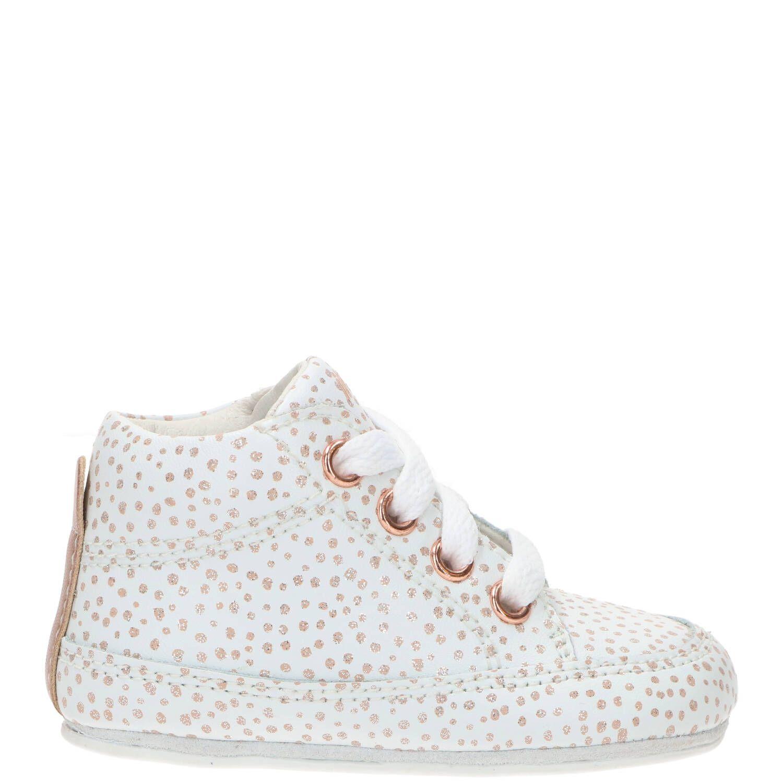 IK-KE babyschoentje, Lage schoenen, Meisje, Maat 19, wit