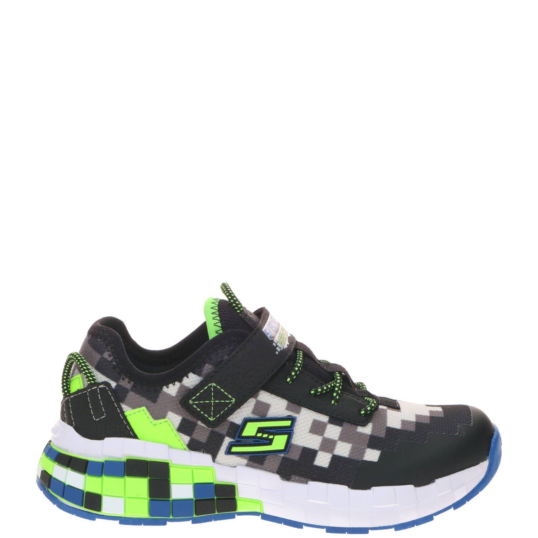 Skechers Mega-Craft klittenbandschoen, Lage schoenen, Jongen, Maat 29,