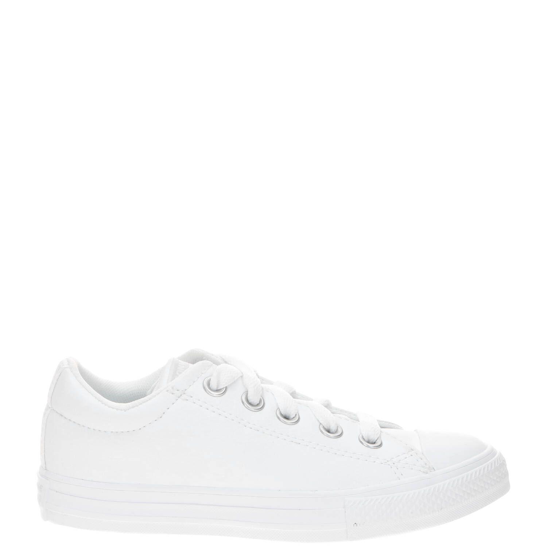 Converse Chuck Taylor All Star Street Slip sneaker, Sneakers, Meisje,