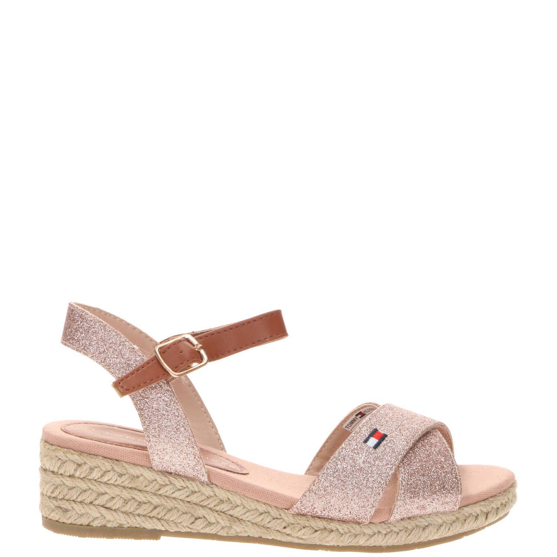 Tommy Hilfiger sandaal, Sandalen, Meisje, Maat 34, roze