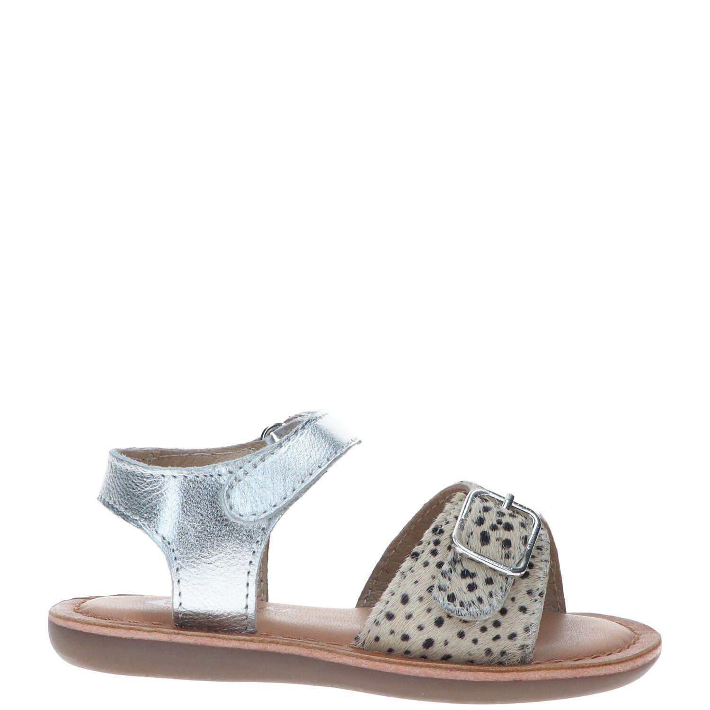 IK-KE sandaal, Sandalen, Meisje, Maat 22, zilver