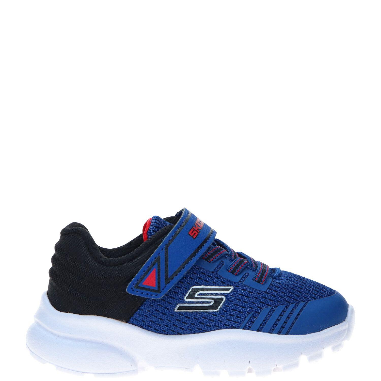 Skechers Razor Flex Mezder sneaker, Sneakers, Jongen, Maat 22, blauw