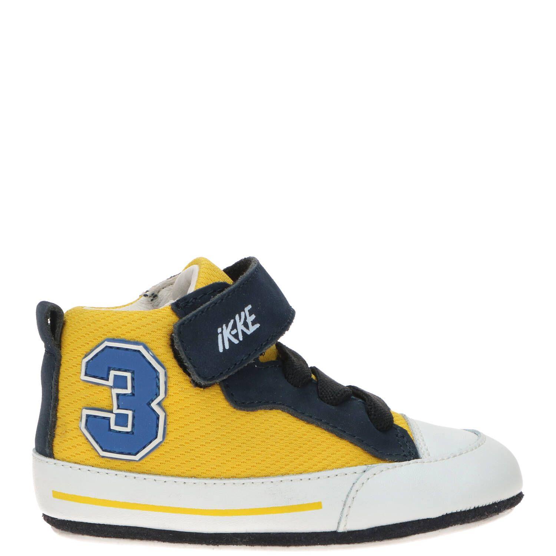 IK-KE babyschoentje, Lage schoenen, Jongen, Maat 21, geel