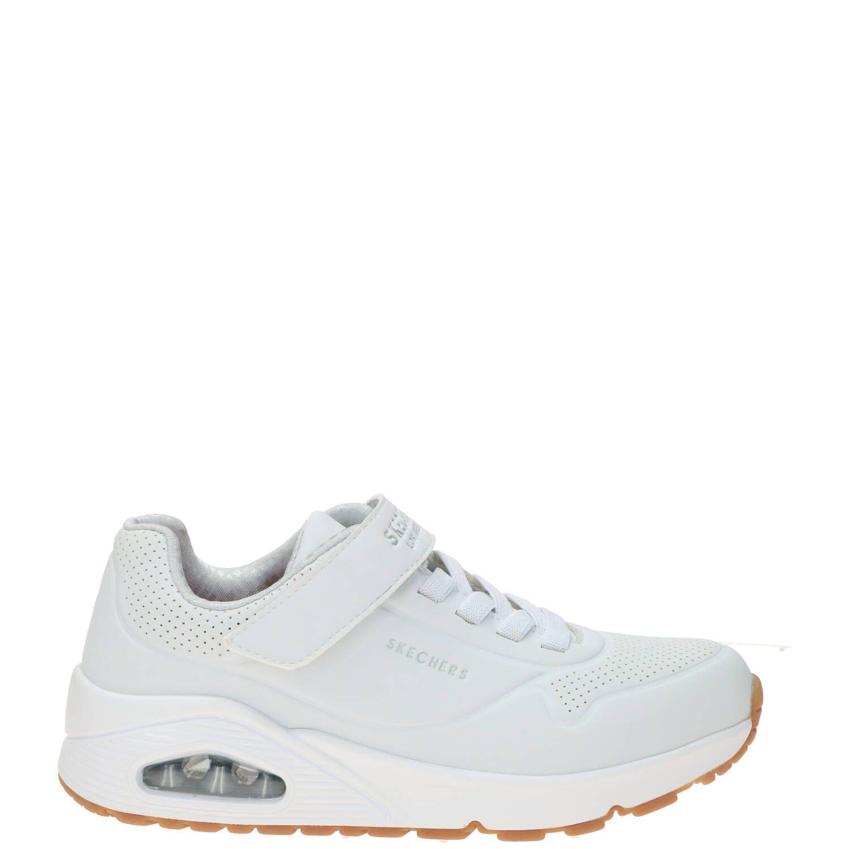 Skechers Uno sneaker, Sneakers, Meisje, Maat 32, wit