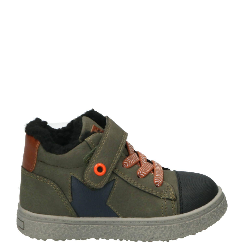 Sprox halfhoge sneaker, Sneakers, Jongen, groen