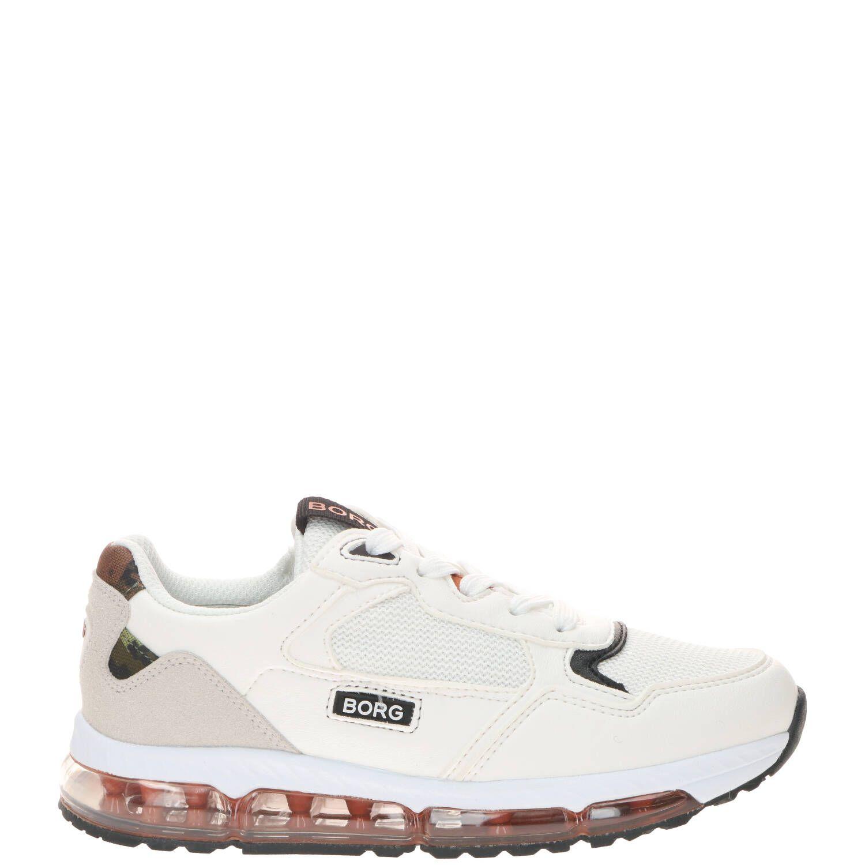 Bjorn Borg X500 DCA K sneaker, Sneakers, Jongen, Maat 36, wit