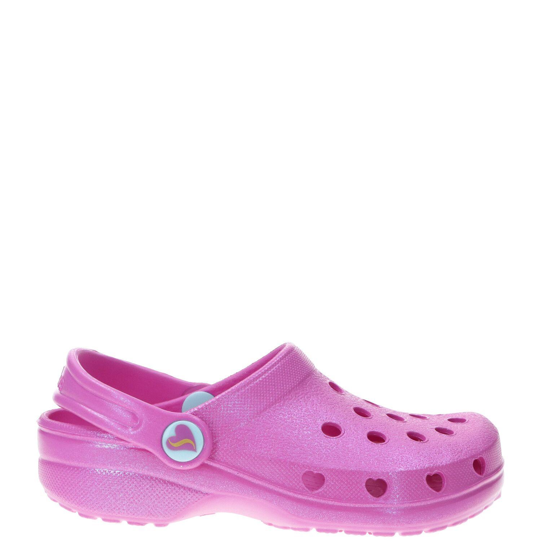 Skechers Heart Charmer Photobomb slipper, Slippers, Meisje, Maat 30,