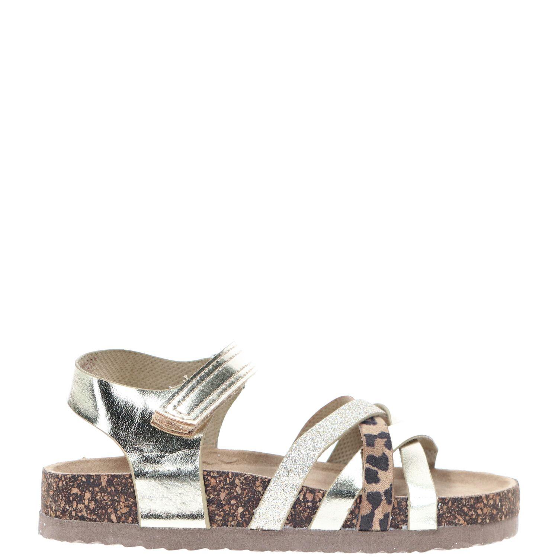 Sprox sandaal, Sandalen, Meisje, Maat 28, goud