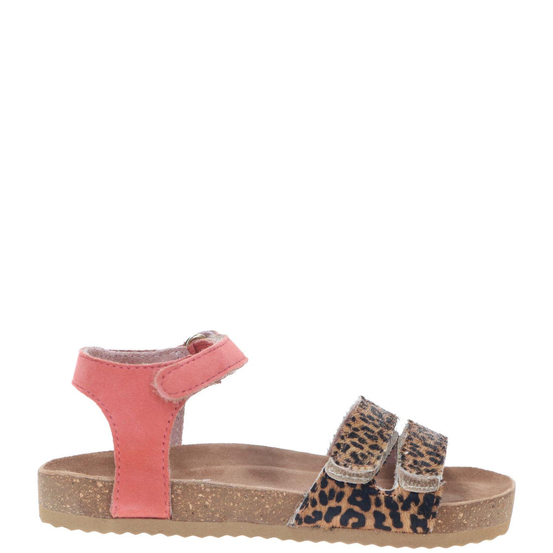 IK-KE sandaal, Sandalen, Meisje, Maat 31, oranje/multi