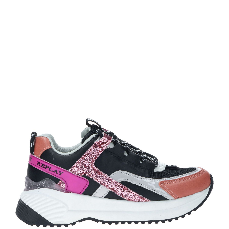 Replay Kumi sneaker, Sneakers, Meisje, Maat 37, multi