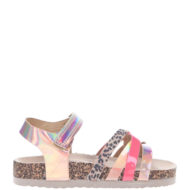 Sprox sandaal, Sandalen, Meisje, Maat 32, roze/multi
