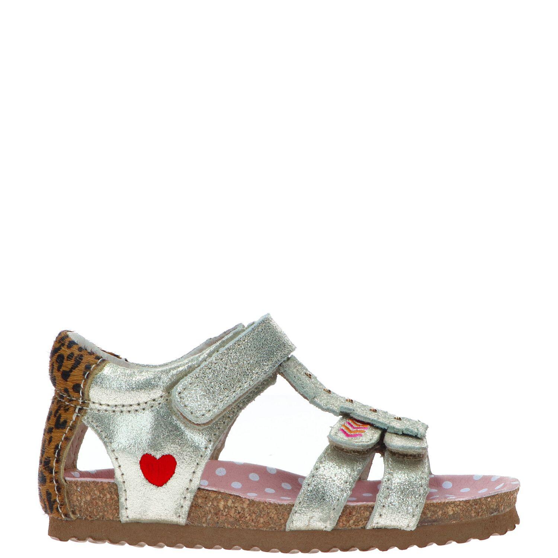 Shoesme sandaal, Sandalen, Meisje, Maat 25, goud