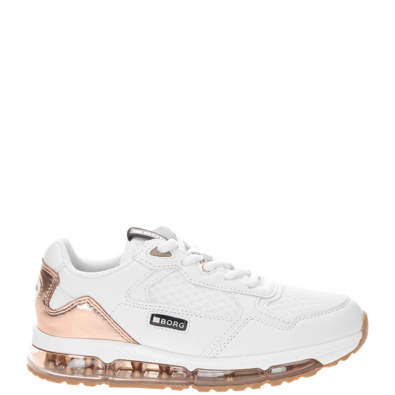 Bjorn Borg X500 MSH sneaker, Sneakers, Meisje, Maat 35, wit