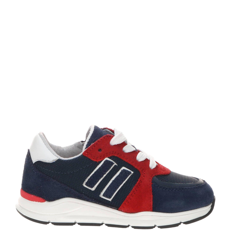 IK-KE sneaker, Sneakers, Jongen, Maat 23, blauw