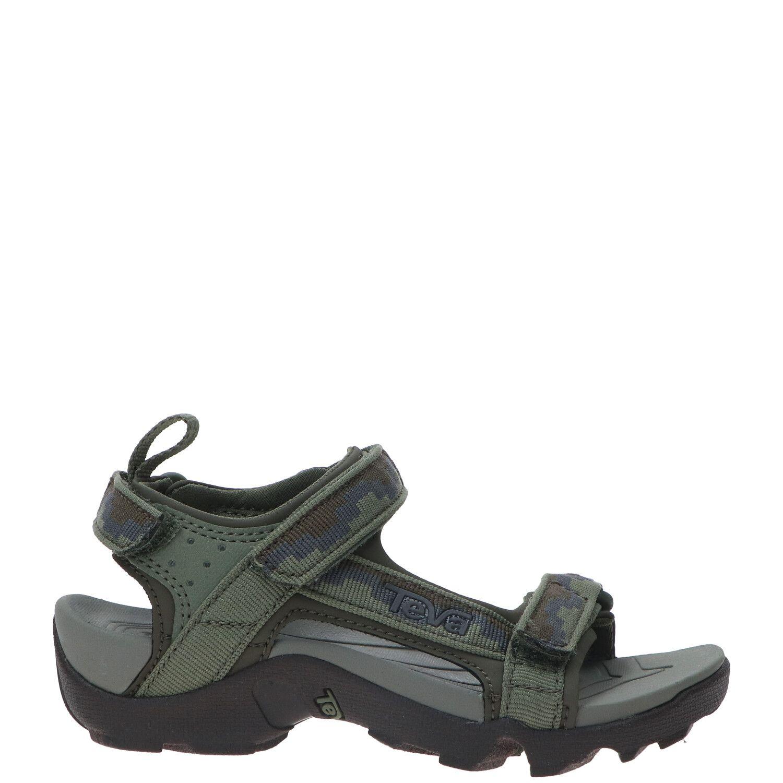 Teva sandaal, Sandalen, Jongen, Maat 31, groen