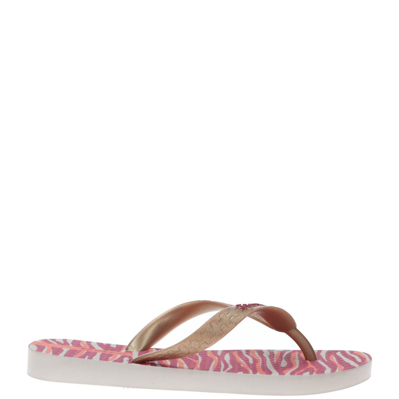 Ipanema Temas Kids slipper, Slippers, Meisje, Maat 31, goud/roze