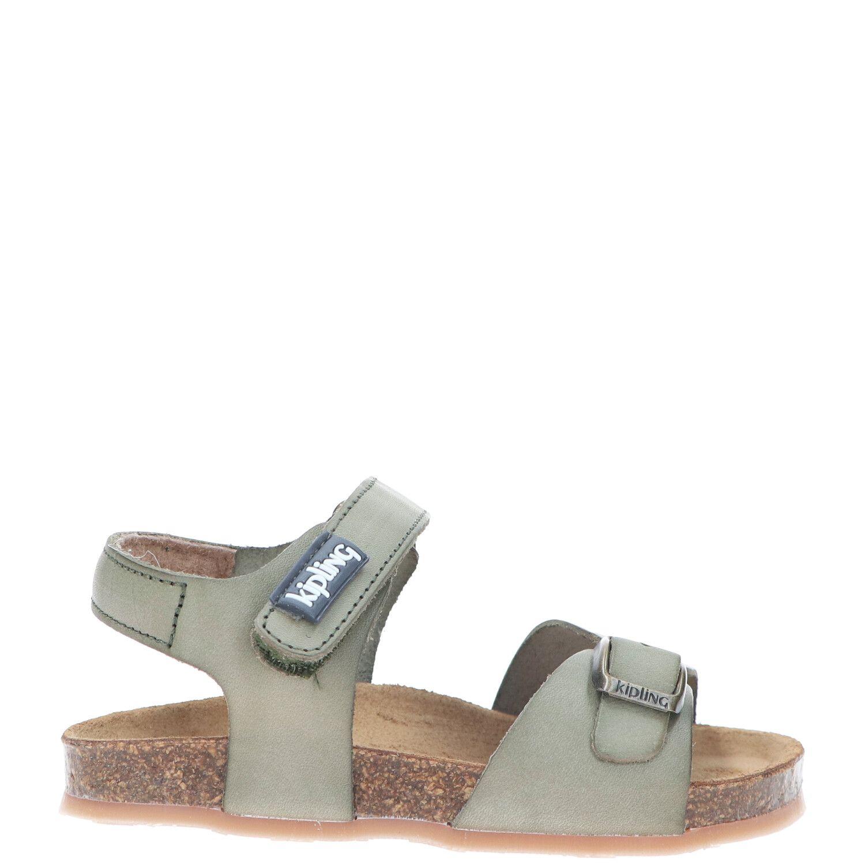 Kipling sandaal, Sandalen, Jongen, Maat 30, groen