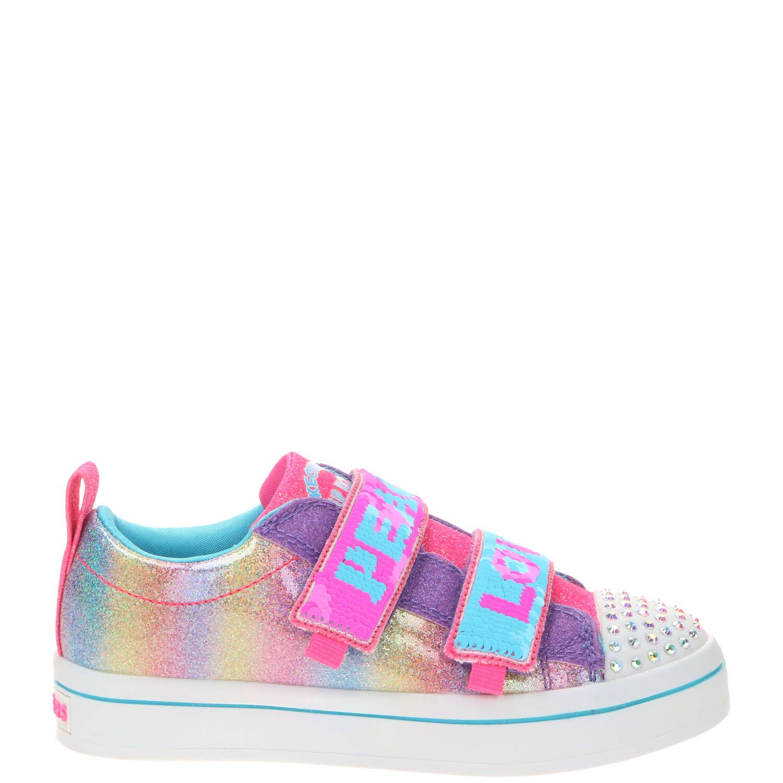 Skechers Twi-Lites 2.0 Sparkle Vibes sneaker, Sneakers, Meisje, Maat