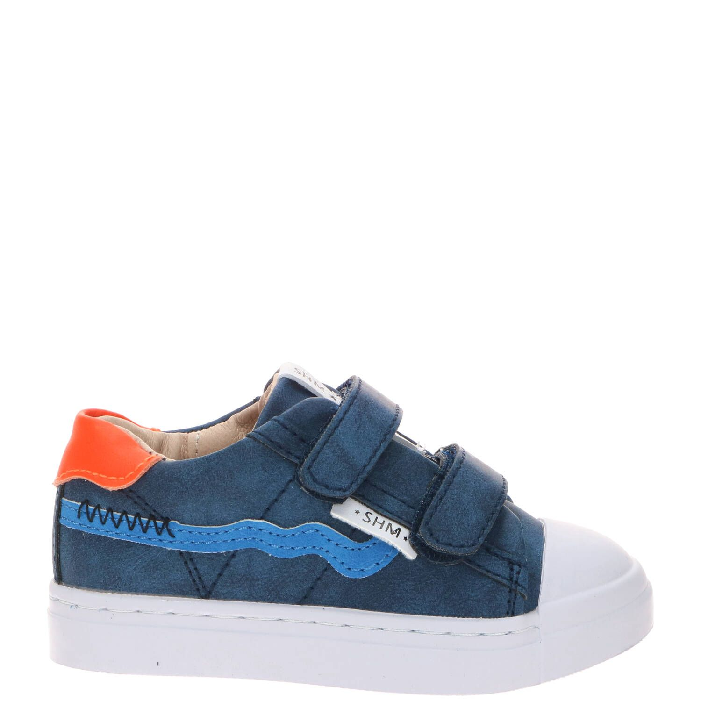 Shoesme klittenband schoen, Lage schoenen, Jongen, Maat 24, blauw