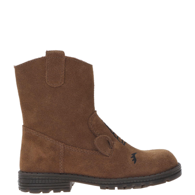 IK-KE laarsje, Lage schoenen, Meisje, Maat 25, bruin/Cognac