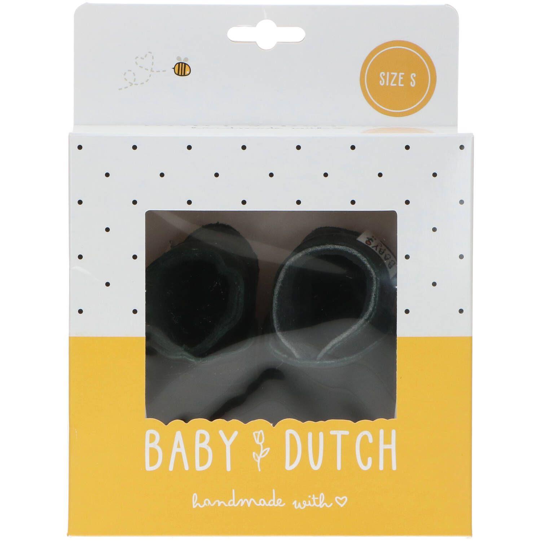 Baby Dutch babyslofje, Lage schoenen, Jongen, Maat 20, Overig