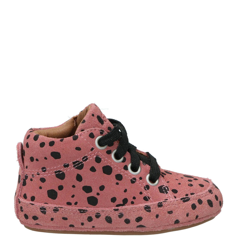 IK-KE babyschoentje, Lage schoenen, Meisje, Maat 19, roze
