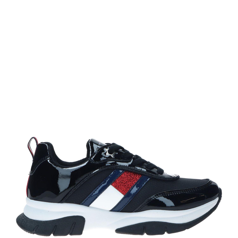 Tommy Hilfiger Khaled sneaker, Sneakers, Meisje, Maat 37, Overig