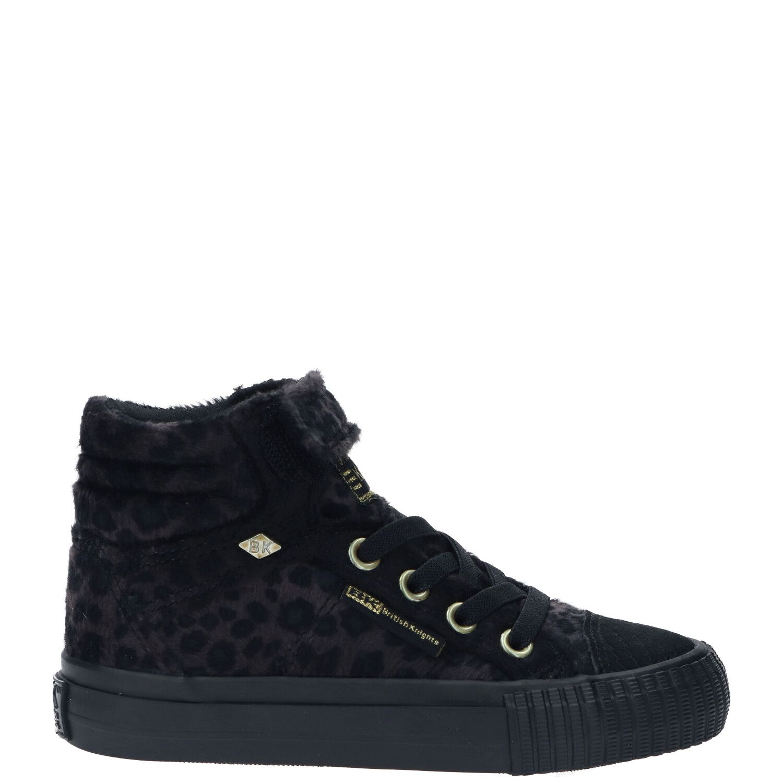 British Knights sneaker, Sneakers, Meisje, Maat 33, Overig/bruin