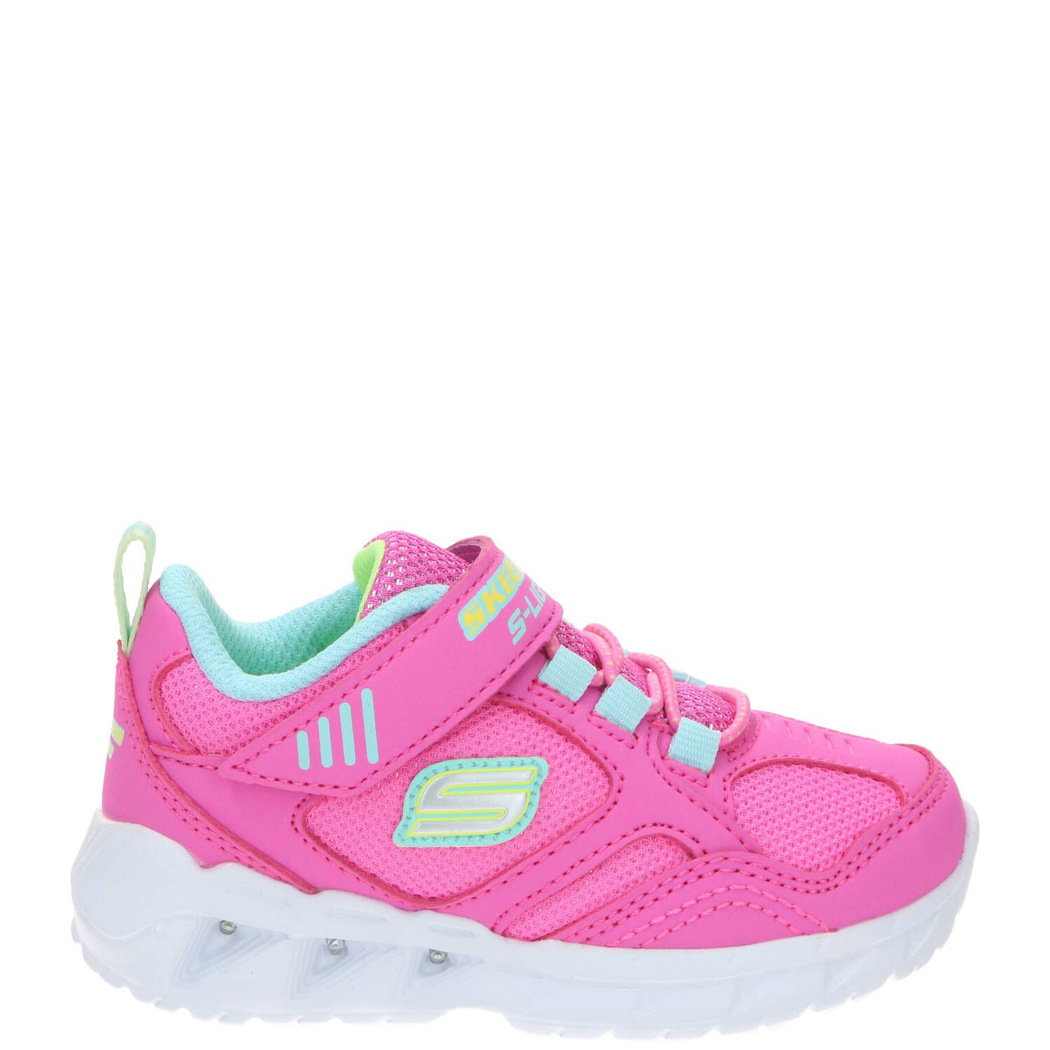 Skechers Magna-Lights Expert Level sneaker, Sneakers, Meisje, Maat 22,