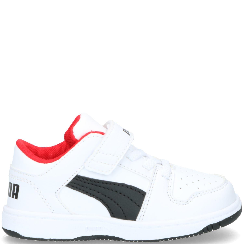 Puma klittenband sneaker, Sneakers, Jongen, wit