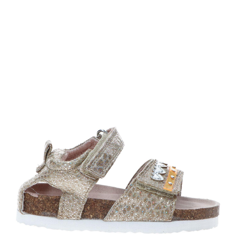 Sprox sandaal, Sandalen, Meisje, Maat 20, goud