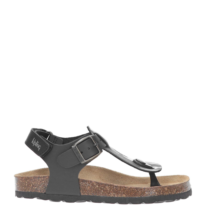 Kipling sandaal, Sandalen, Jongen, Maat 34, Overig/grijs