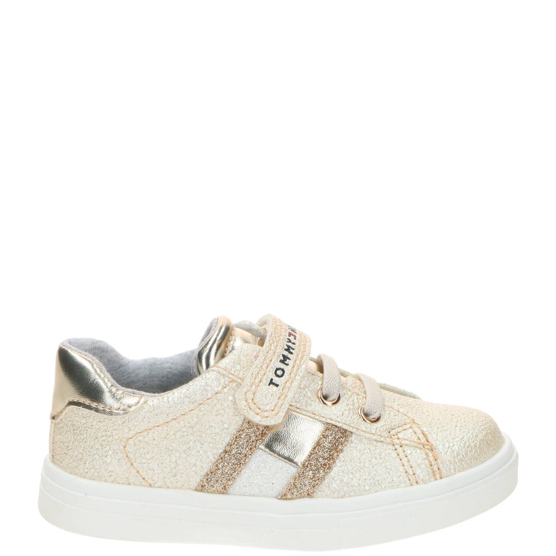 Tommy Hilfiger sneaker, Sneakers, Meisje, Maat 26, goud