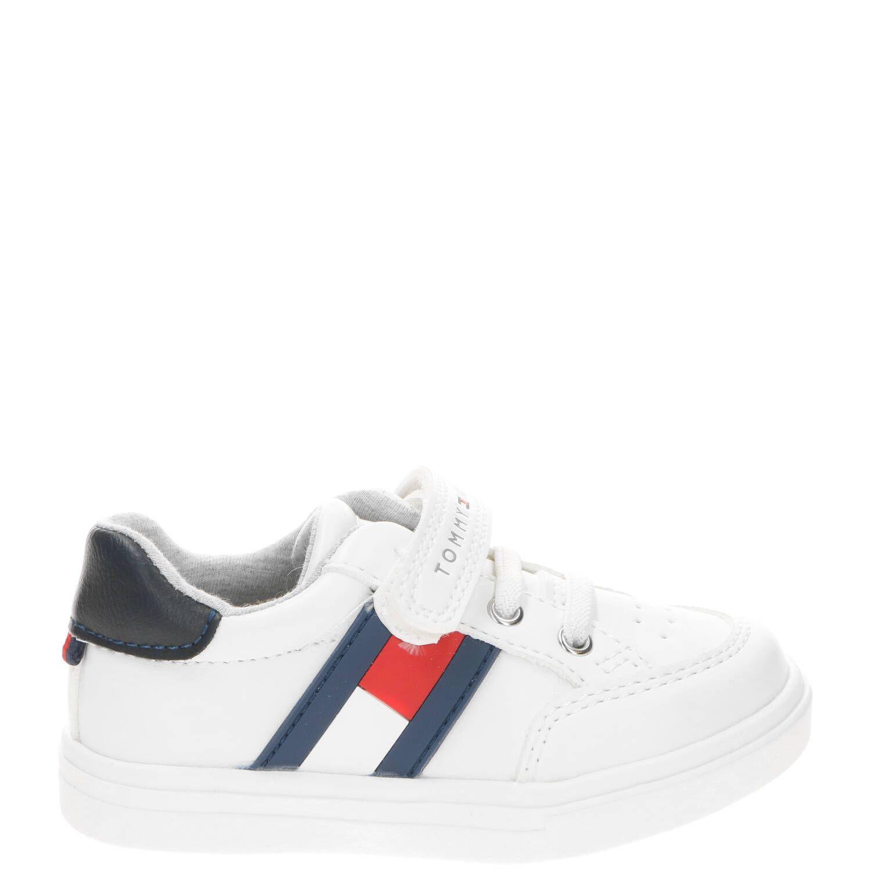 Tommy Hilfiger sneaker, Sneakers, Jongen, Maat 24, wit