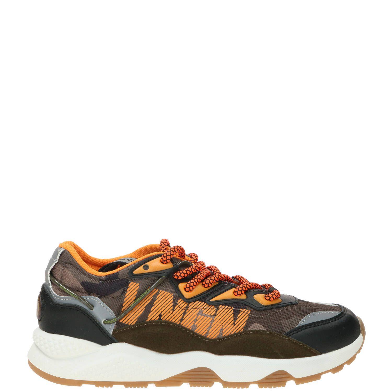 Vingino R-SP-CT sneaker, Sneakers, Jongen, Maat 35, Overig/multi