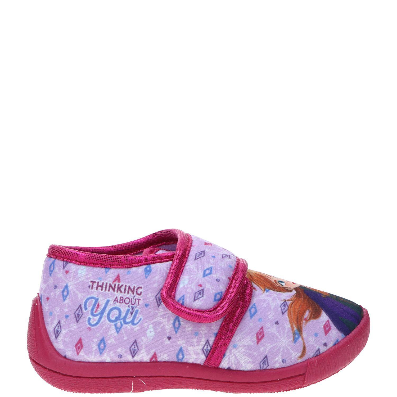 Leomil Frozen pantoffel, Lage schoenen, Meisje, Maat 25,