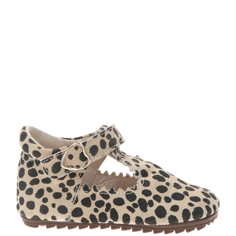 Shoesme babyschoen, Lage schoenen, Meisje, Maat 22, Overig/beige