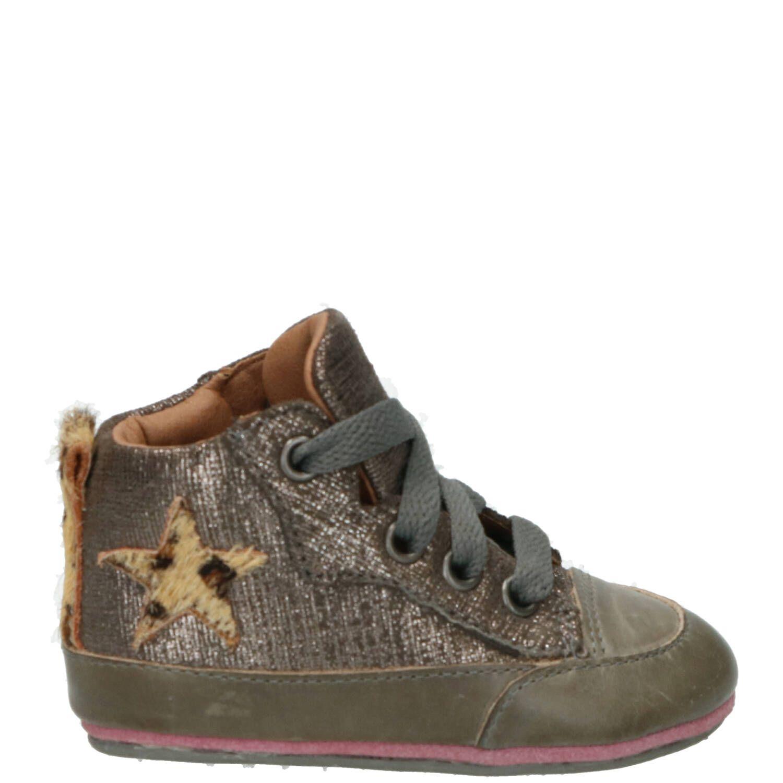 IK-KE babyschoentje, Lage schoenen, Meisje, Maat 21, grijs