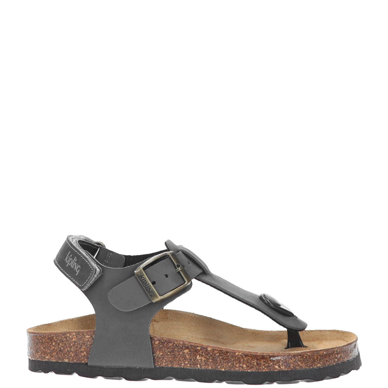 Kipling sandaal, Sandalen, Jongen, Maat 32, groen/Kahki